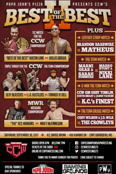 CCW Best of the Best 2