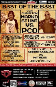 CCW Best of the Best 3 Poster